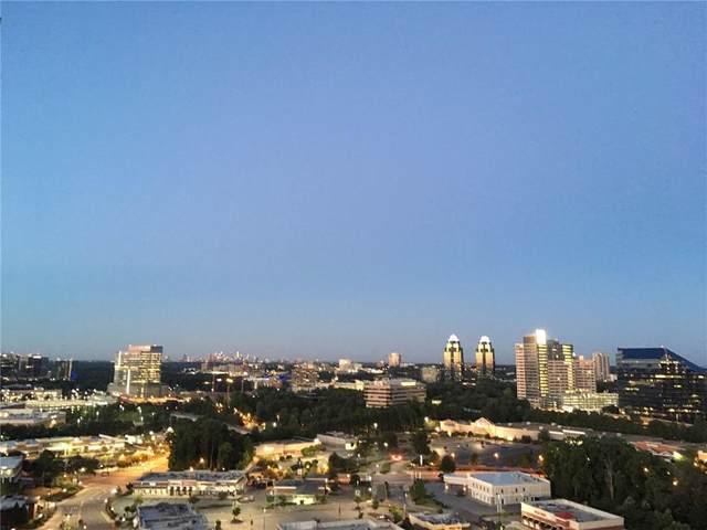 4561 Olde Perimeter Way #602, Atlanta, GA 30346 (MLS #6682803) :: North Atlanta Home Team