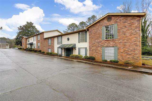 5507 Kingsport Drive #29, Atlanta, GA 30342 (MLS #6682811) :: The Zac Team @ RE/MAX Metro Atlanta