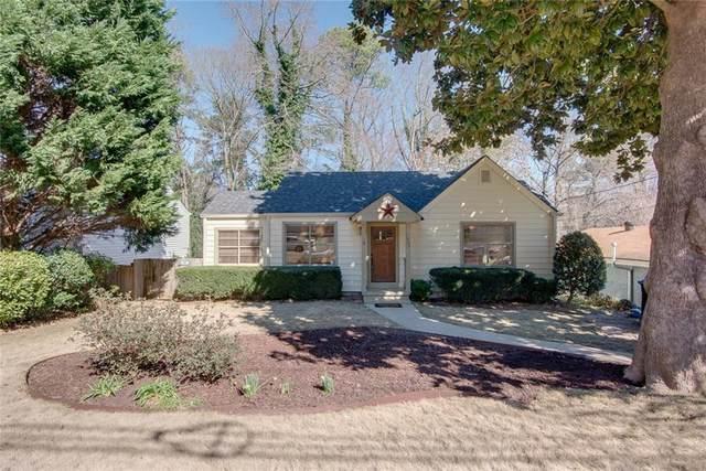 1660 Braeburn Drive SE, Atlanta, GA 30316 (MLS #6682820) :: Compass Georgia LLC