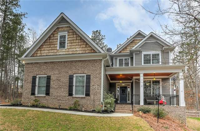 60 Mission Hills Drive SW, Cartersville, GA 30120 (MLS #6682856) :: North Atlanta Home Team