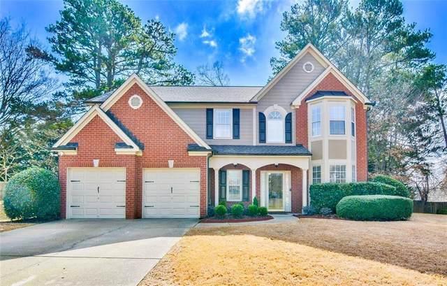 1579 Rocky Trail Lane, Dacula, GA 30019 (MLS #6682886) :: North Atlanta Home Team