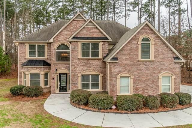 1571 English Manor Circle, Stone Mountain, GA 30087 (MLS #6682894) :: The Zac Team @ RE/MAX Metro Atlanta