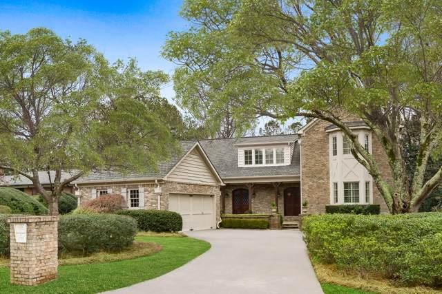 2751 Dover Road NW, Atlanta, GA 30327 (MLS #6682902) :: MyKB Partners, A Real Estate Knowledge Base