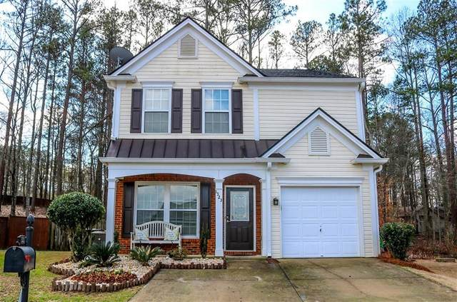 1323 Timuquana Trail, Woodstock, GA 30188 (MLS #6682905) :: North Atlanta Home Team