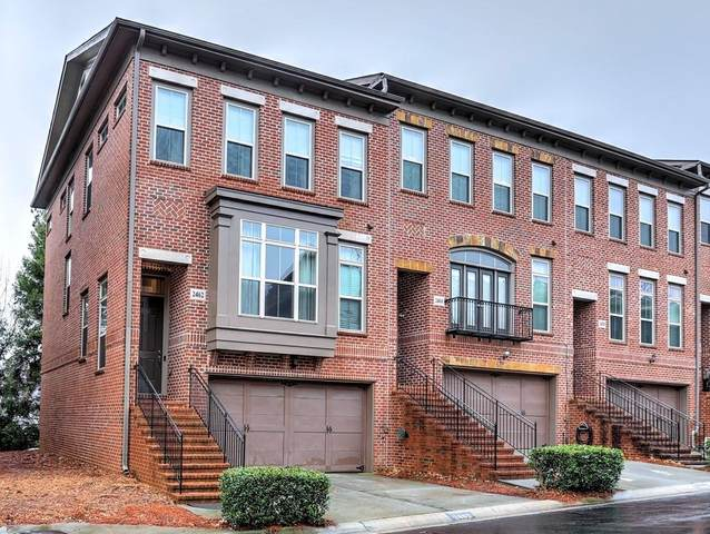 2462 Crescent Park Court #1391, Atlanta, GA 30339 (MLS #6682916) :: The Heyl Group at Keller Williams