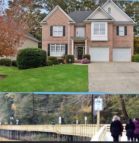 5025 Ashurst Drive, Roswell, GA 30075 (MLS #6682935) :: Rock River Realty