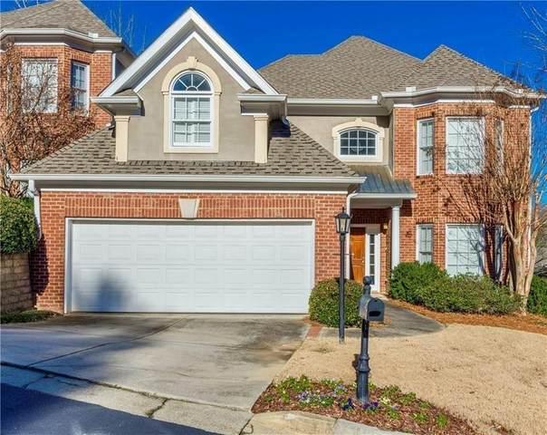 422 Brookview Circle NW, Sandy Springs, GA 30339 (MLS #6682952) :: North Atlanta Home Team