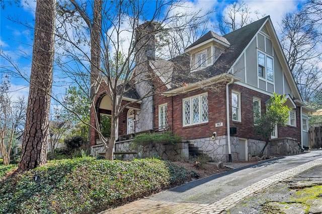 767 Brookridge Drive NE, Atlanta, GA 30306 (MLS #6682955) :: North Atlanta Home Team
