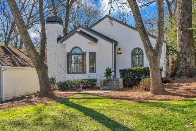 1478 Brooklyn Avenue NW, Atlanta, GA 30309 (MLS #6682973) :: Good Living Real Estate