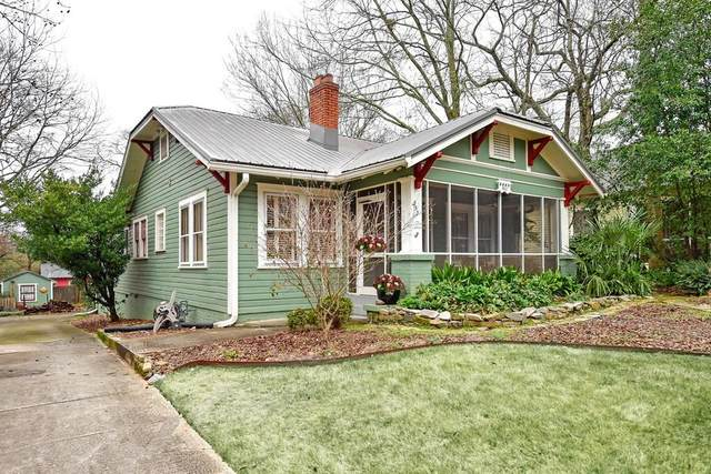 852 Gilbert Street SE, Atlanta, GA 30316 (MLS #6682993) :: The Hinsons - Mike Hinson & Harriet Hinson