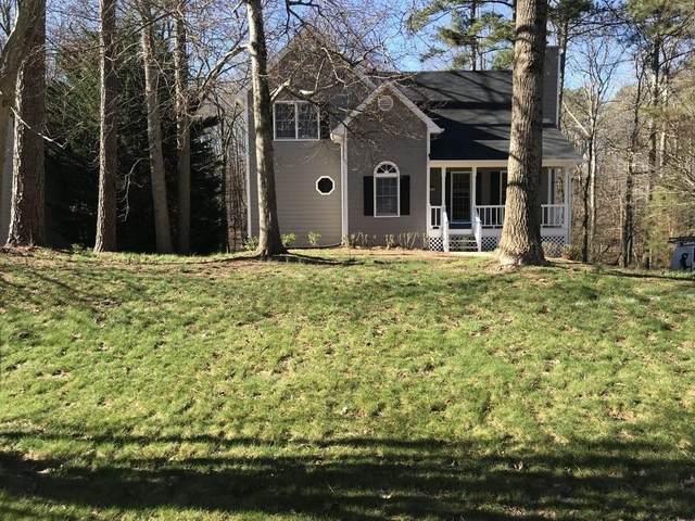 323 Amber Way, Dallas, GA 30157 (MLS #6683003) :: North Atlanta Home Team