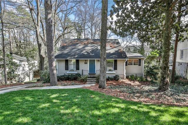 2790 Ridgemore Road NW, Atlanta, GA 30318 (MLS #6683004) :: Thomas Ramon Realty