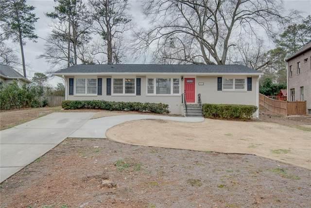 2766 Ashford Road NE, Brookhaven, GA 30319 (MLS #6683016) :: Kennesaw Life Real Estate