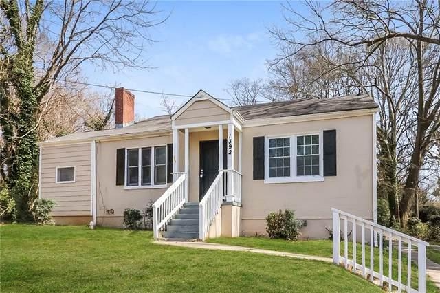 1392 Lorenzo Drive SW, Atlanta, GA 30310 (MLS #6683036) :: Kennesaw Life Real Estate
