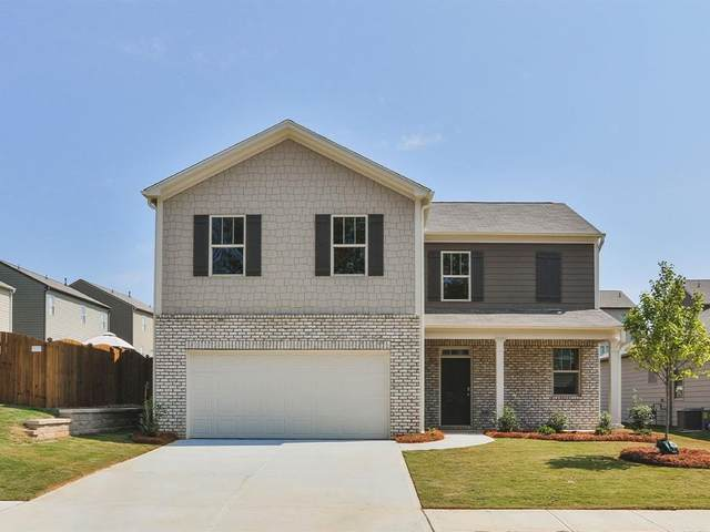 256 Maple Brook Drive, Dawsonville, GA 30534 (MLS #6683045) :: MyKB Partners, A Real Estate Knowledge Base