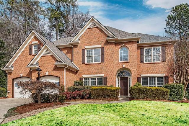 4644 Glenshire Place, Dunwoody, GA 30338 (MLS #6683073) :: The Realty Queen Team