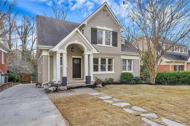 863 Courtenay Drive NE, Atlanta, GA 30306 (MLS #6683076) :: North Atlanta Home Team