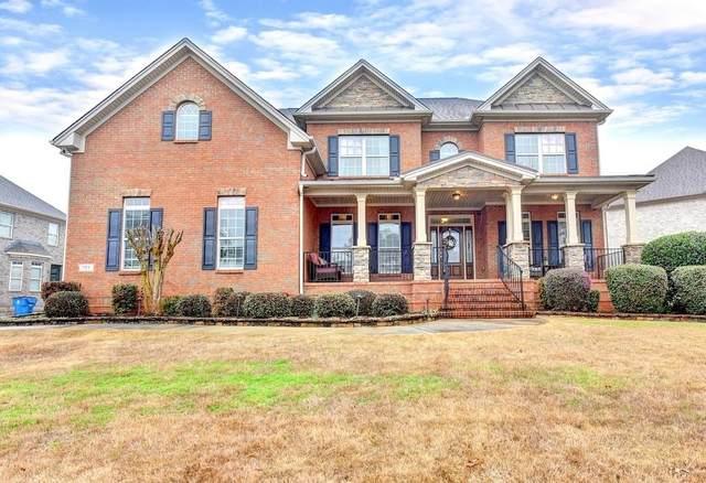 741 Windsor Creek Drive, Grayson, GA 30017 (MLS #6683085) :: North Atlanta Home Team