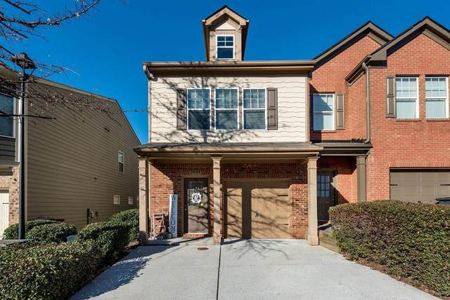 3934 Cyrus Crest Circle NW, Kennesaw, GA 30152 (MLS #6683093) :: Kennesaw Life Real Estate