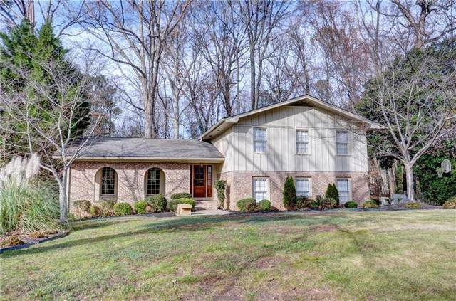 4284 Berkford Circle NE, Brookhaven, GA 30319 (MLS #6683110) :: The Heyl Group at Keller Williams