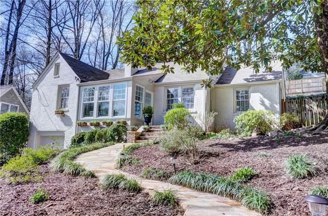 1794 Charline Avenue NE, Atlanta, GA 30306 (MLS #6683111) :: The Hinsons - Mike Hinson & Harriet Hinson