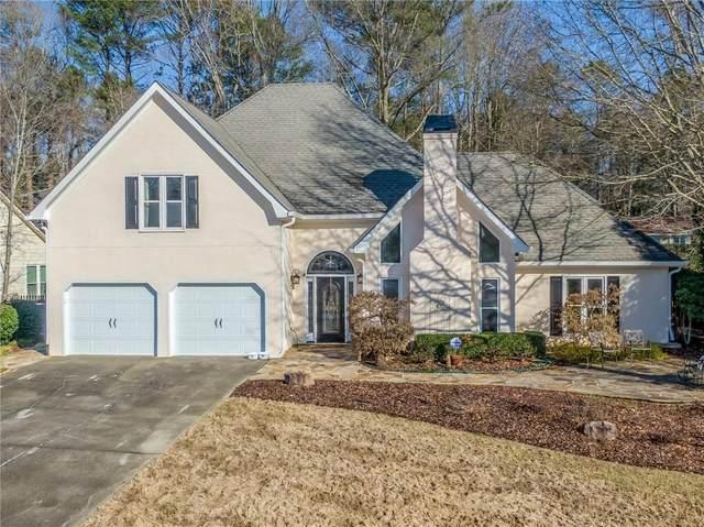4761 Netherstone Court NE, Marietta, GA 30066 (MLS #6683116) :: Good Living Real Estate