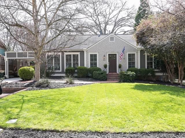 390 Hascall Road NW, Atlanta, GA 30309 (MLS #6683125) :: Good Living Real Estate