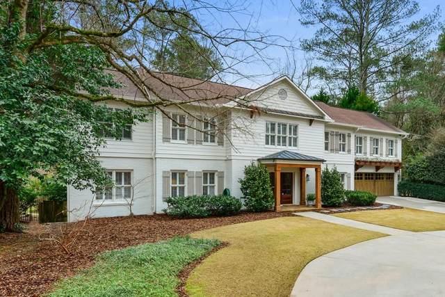 4141 N Stratford Road, Atlanta, GA 30342 (MLS #6683130) :: RE/MAX Paramount Properties