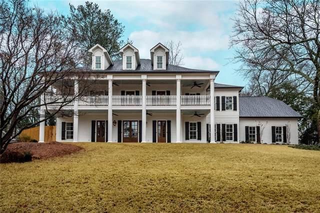 645 W Powderhorn Road, Atlanta, GA 30342 (MLS #6683131) :: MyKB Partners, A Real Estate Knowledge Base