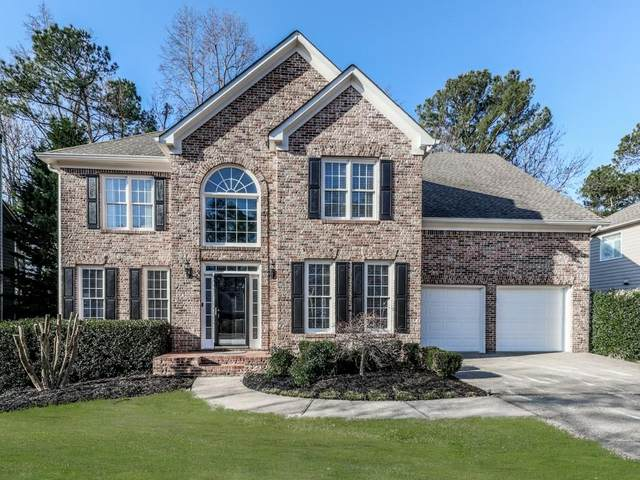 3843 Princeton Oaks NW, Kennesaw, GA 30144 (MLS #6683150) :: Todd Lemoine Team