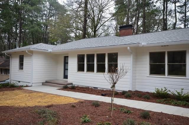 3209 Majestic Circle, Avondale Estates, GA 30002 (MLS #6683157) :: RE/MAX Paramount Properties