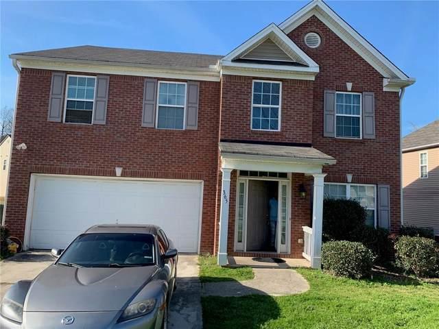 365 Walton View, Fairburn, GA 30213 (MLS #6683162) :: North Atlanta Home Team