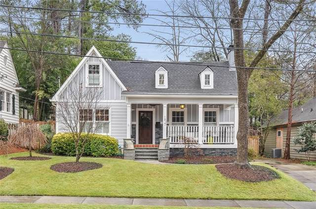 1837 Flagler Avenue NE, Atlanta, GA 30309 (MLS #6683192) :: The Heyl Group at Keller Williams