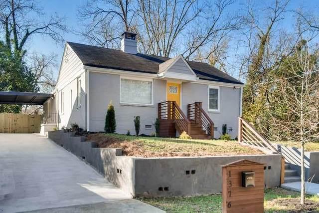 1376 Bernard Street NW, Atlanta, GA 30314 (MLS #6683198) :: Path & Post Real Estate