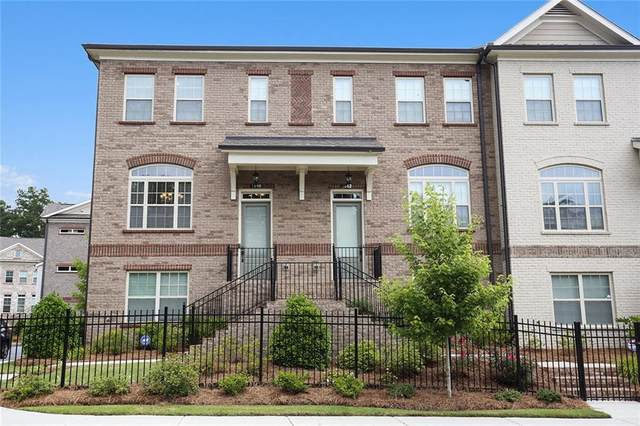 1060 Township Square, Alpharetta, GA 30022 (MLS #6683199) :: North Atlanta Home Team