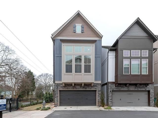 1084 Moorewood Lane SE, Smyrna, GA 30080 (MLS #6683212) :: Kennesaw Life Real Estate