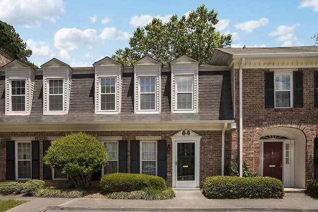 11 Kings Tavern Place NW, Atlanta, GA 30318 (MLS #6683245) :: The Hinsons - Mike Hinson & Harriet Hinson