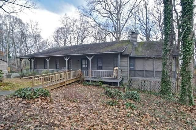 2610 Grant Circle NW, Kennesaw, GA 30152 (MLS #6683251) :: Kennesaw Life Real Estate