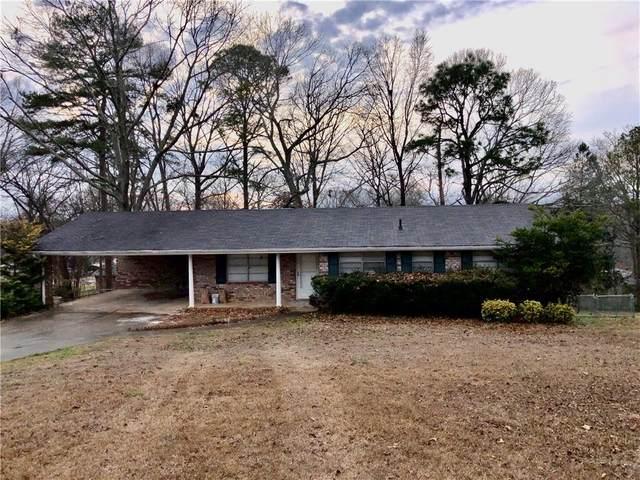 3488 Rocky Creek Drive, Douglasville, GA 30135 (MLS #6683255) :: North Atlanta Home Team