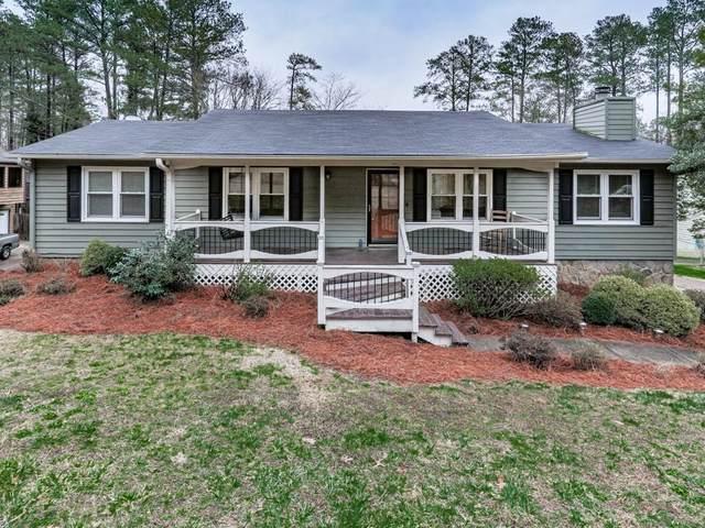 261 Sabrina Court, Woodstock, GA 30188 (MLS #6683262) :: North Atlanta Home Team