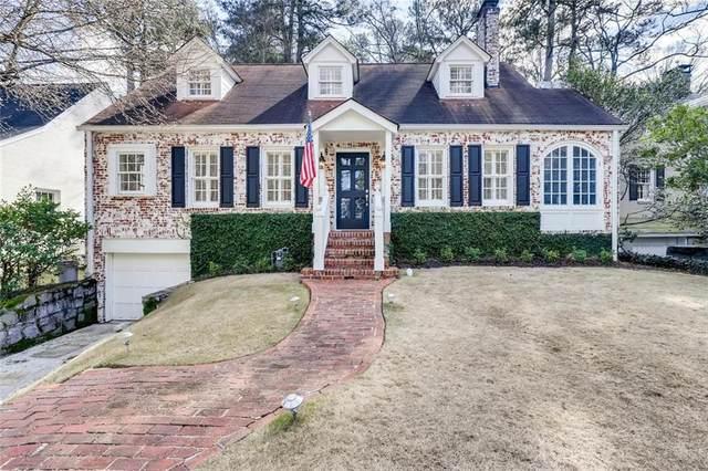 2911 N Hills Drive NE, Atlanta, GA 30305 (MLS #6683267) :: Good Living Real Estate