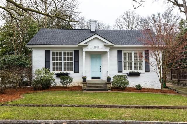 1370 Wessyngton Road NE, Atlanta, GA 30306 (MLS #6683268) :: RE/MAX Paramount Properties