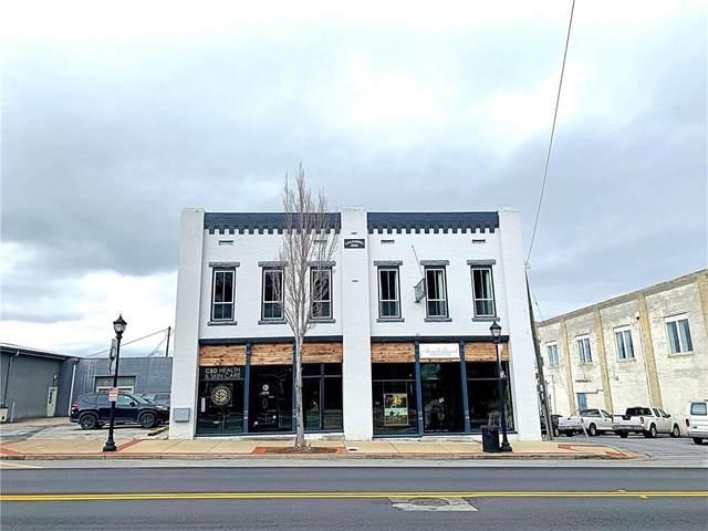 201 S Wall Street, Calhoun, GA 30701 (MLS #6683275) :: The Heyl Group at Keller Williams