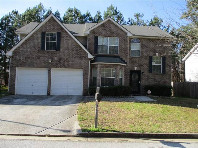 3638 Caseys Cove, Ellenwood, GA 30294 (MLS #6683277) :: HergGroup Atlanta