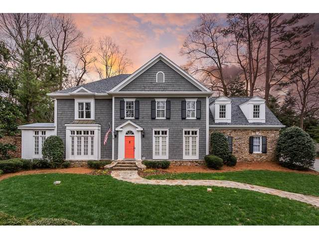 3111 Northside Drive NW, Atlanta, GA 30305 (MLS #6683285) :: MyKB Partners, A Real Estate Knowledge Base