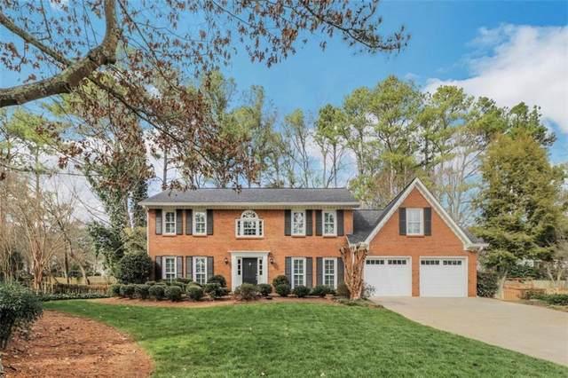 4268 Arbor Club Drive, Marietta, GA 30066 (MLS #6683298) :: North Atlanta Home Team