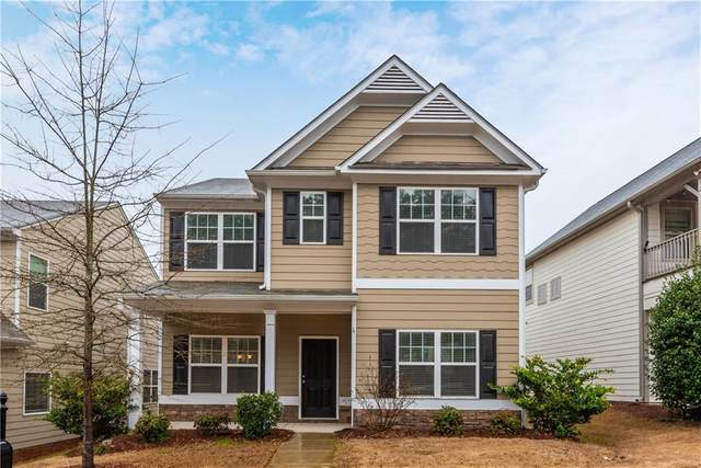 653 Sunflower Drive, Canton, GA 30114 (MLS #6683302) :: RE/MAX Paramount Properties