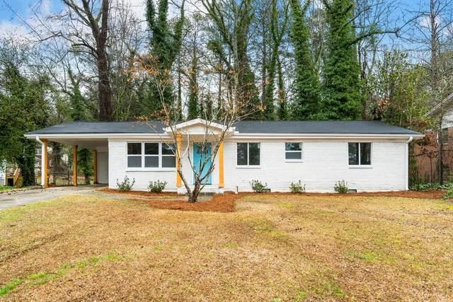 1728 Austin Road SW, Atlanta, GA 30331 (MLS #6683316) :: Kennesaw Life Real Estate