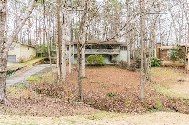 619 Stone Harbor Parkway SW, Marietta, GA 30060 (MLS #6683317) :: Path & Post Real Estate