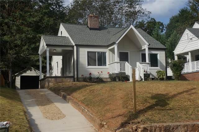 1781 Langston Avenue SW, Atlanta, GA 30310 (MLS #6683320) :: RE/MAX Paramount Properties